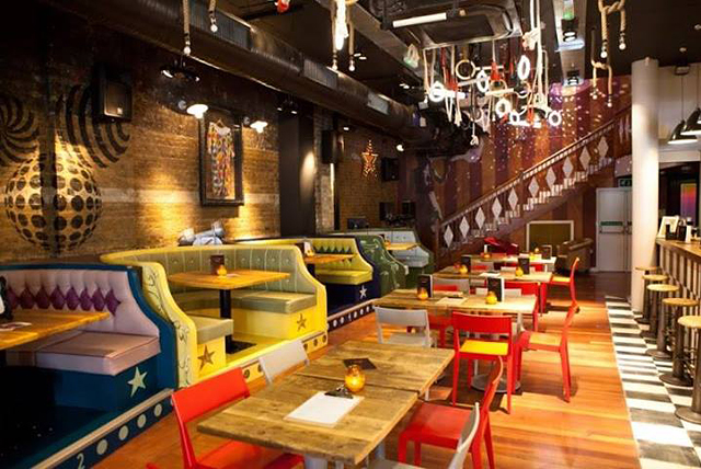 wowcher does trapeze bar shoreditch wowcher daily deals
