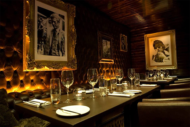 A trendy Shoreditch bar and restaurant inspired by the late 'king of cool' Steve McQueen, not to mention winner of 'Best DJ Bar' at the London Club and Bar Awards 2014, McQueen is our pick for a night out to remember.