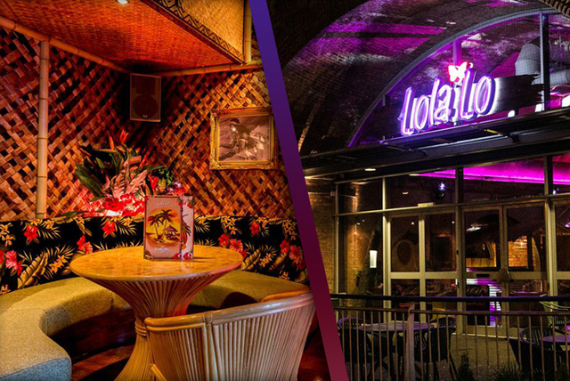 Rated 4* on Trip Advisor, Manchester's very own Lola Lo makes for the perfect place to to chow down on delicious food and enjoy some seriously scrumptious cocktails!