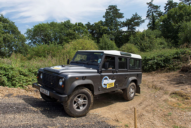 Off-roading-at-the-Top-Gear-Track-Experience