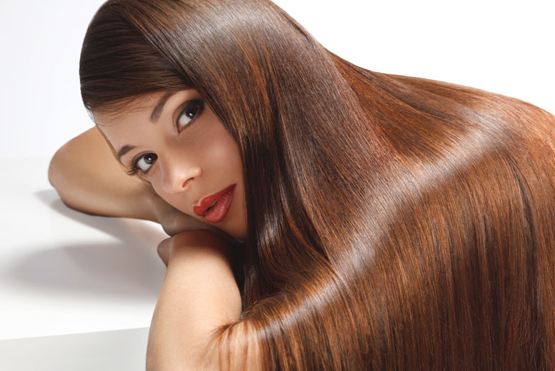 Coconut oil as a hair treatment