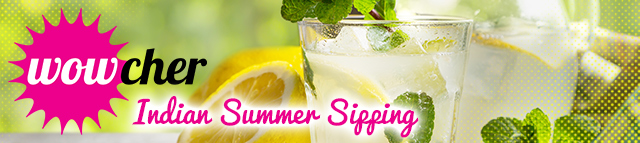 wowcher-indian-summer-sipping