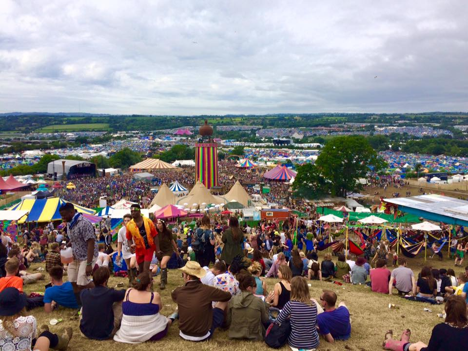 Glastonbury II